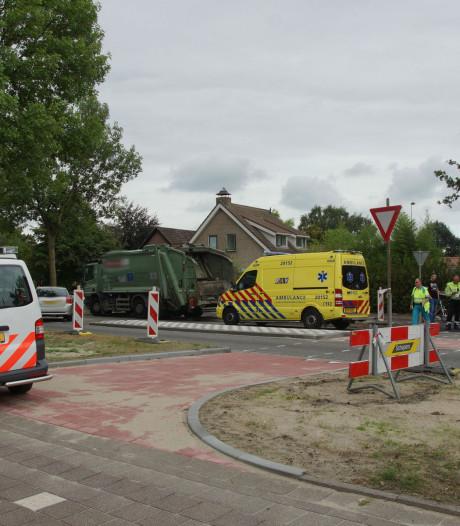 Vier dagen na verleggen van gevaarlijke oversteekplaats in Kaatsheuvel al een nieuw ongeluk