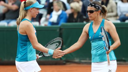 Flipkens grijpt naast ticket voor dubbelfinale op Roland Garros, ook Mertens uitgeschakeld