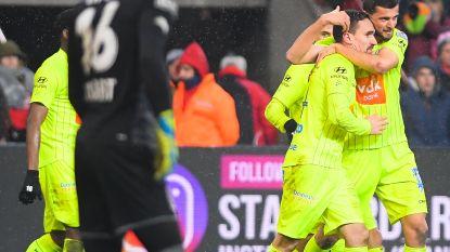 Kums knalt Gent met wereldgoal naar tweede plaats, Standard moet herbronnen in de winterstop