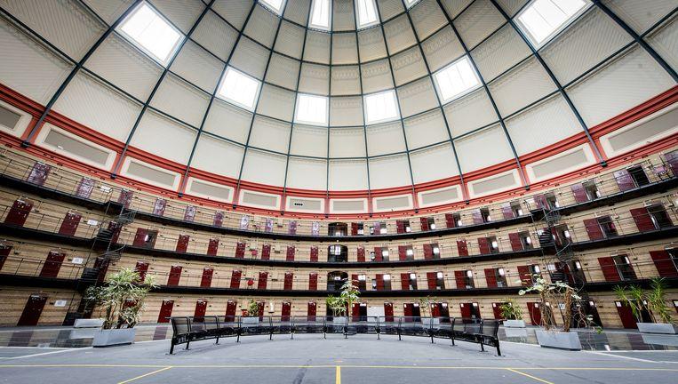 Vanaf nu te koop koepelgevangenis arnhem 245 kamers for Gevangenis de koepel haarlem