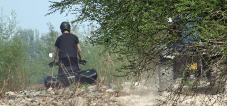 Straatcoaches ingezet om overlast illegaal crossen in natuurgebieden tegen te gaan
