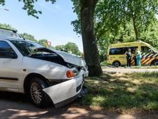 Flinke schade, geen gewonden bij aanrijding Emerparklaan in Breda