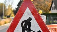Werken zorgen voor verkeershinder aan hoek De Nayerstraat/Rozenlaan