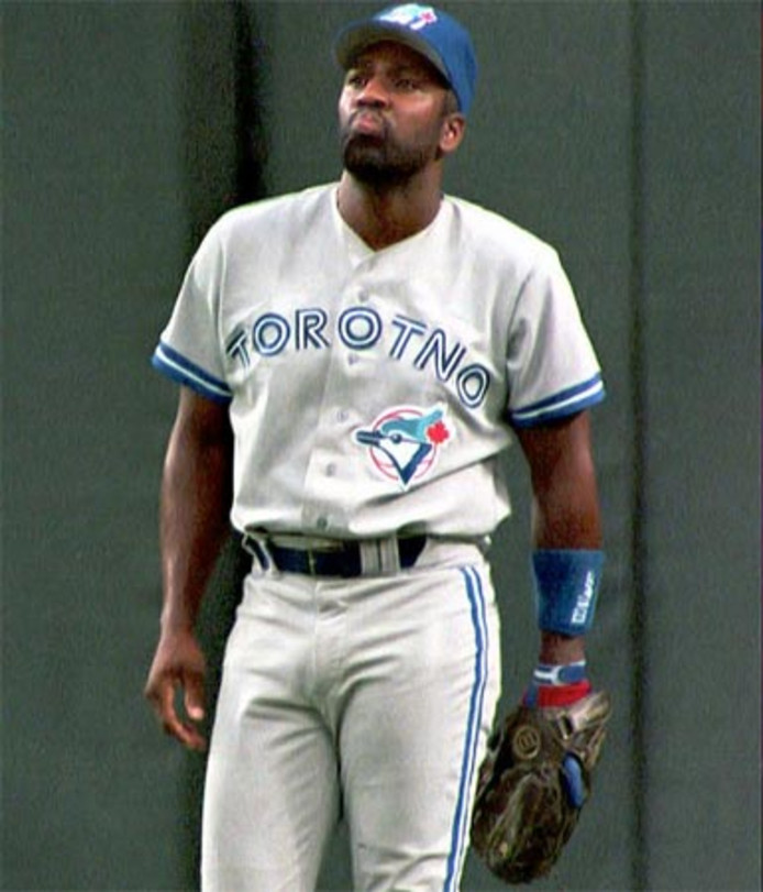 Joe Carter van Toronto Blue Jays.
