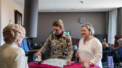 De was en strijk (zien) doen zorgt voor thuisgevoel in Toermalien