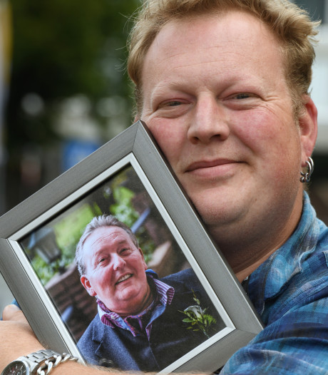 Sebas loopt 10 km voor het MS-fonds én zijn overleden vader: 'Ik wil iets terugdoen'
