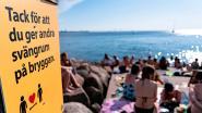 """Wetenschappers en dokters hekelen laks coronabeleid in Zweden: """"Doe het niet op onze manier"""""""