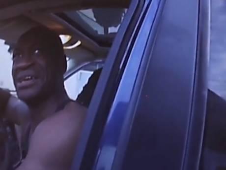 """Des images inédites de l'arrestation de George Floyd: """"S'il vous plaît, ne me tirez pas dessus"""""""