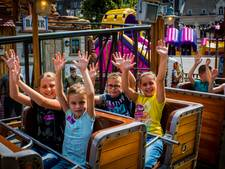 Gezellige kindermiddag op Tilburgse kermis