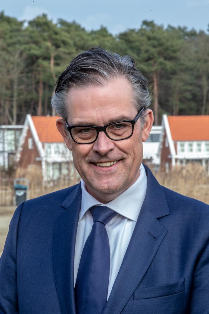 Andries Bruil, directielid Droomparken.