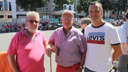Kerksken sterkste op 93ste kaatstornooi op Houtmarkt