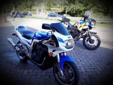 Hardleerse motorrijder (29) uit Goirle zonder rijbewijs opgepakt in Tilburg