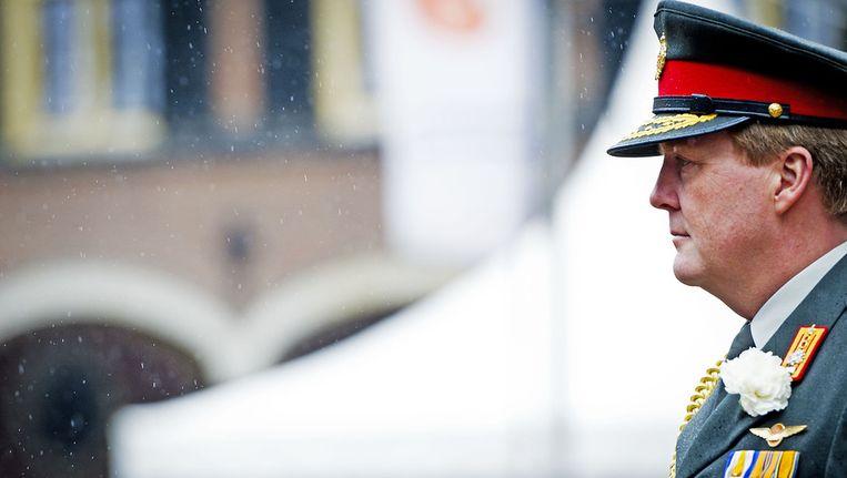 Prins Willem-Alexander. © ANP Beeld