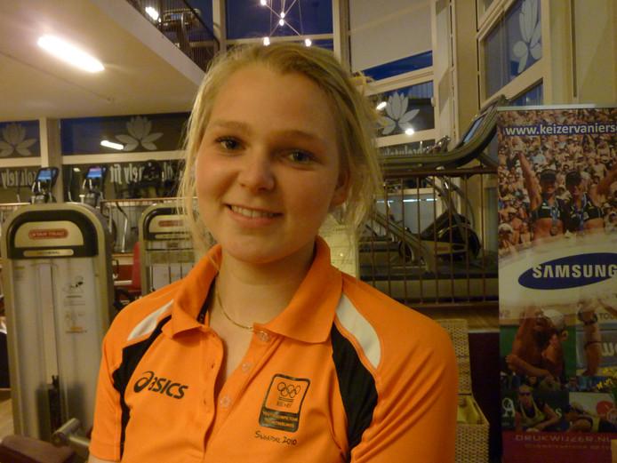 Daphne van der Vaart.