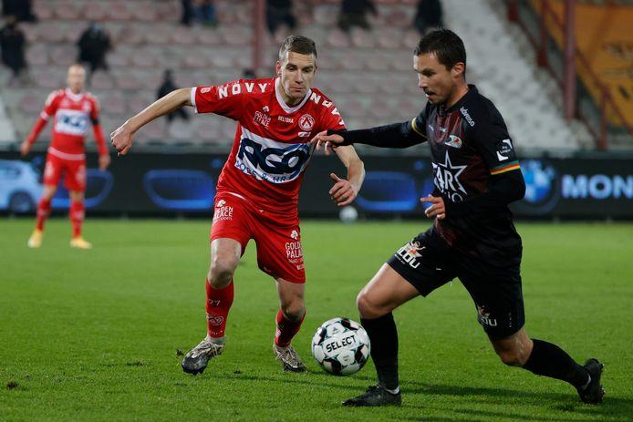 """Michiel Jonckheere stond voor het eerst tegenover zijn ex-club: """"Deze wedstrijd geeft richting aan ons seizoen."""""""
