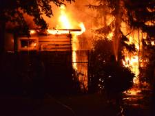 Brand bij woning Breda onder controle