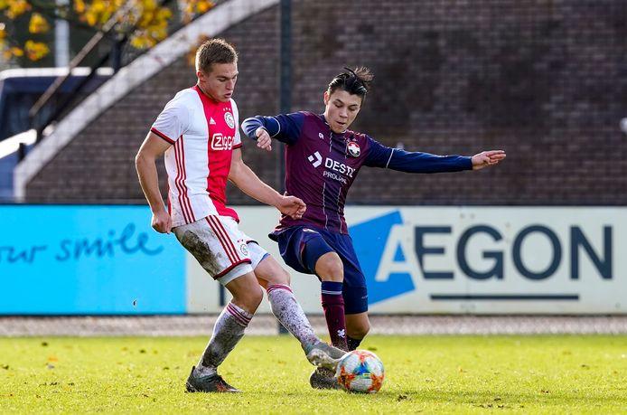 Sander Emmen (Willem II).