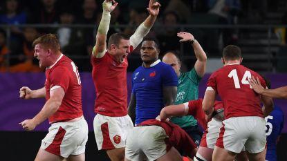 Wales en Zuid-Afrika staan in halve finales WK rugby, Australische bondscoach neemt ontslag