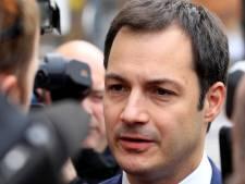 Vlaamse liberaal Alexander De Croo (44) nieuwe premier van België