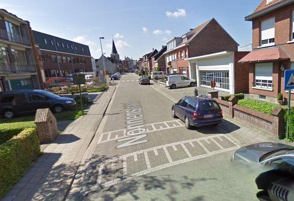 De Nonnenstraat in Nijlen.