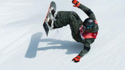 Sebbe De Buck wordt achtste in Park City in slopestyle na afgelaste finale