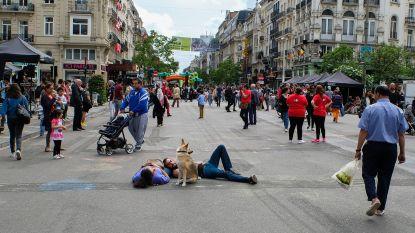 """Geen enkele boete voor alcoholverbod in voetgangerszone al betaald: """"Nog steeds evenveel dronkenlappen"""""""