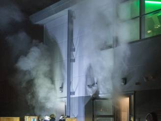 Brand in sportcentrum