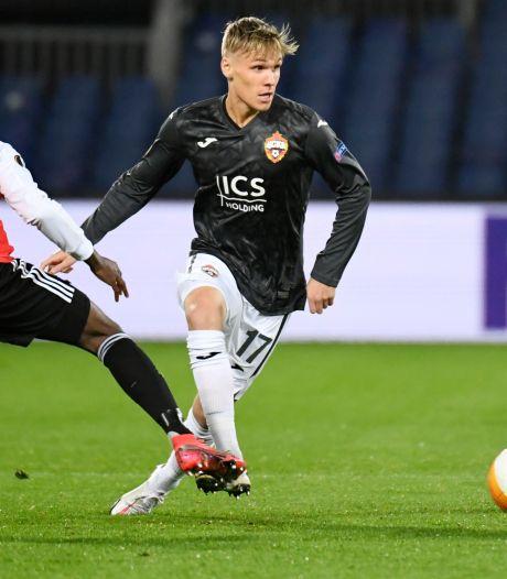 CSKA Moskou richt na remise vizier op Feyenoord