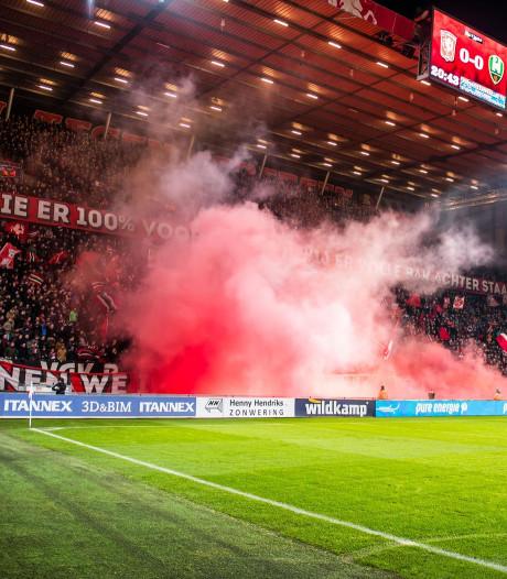 GA Eagles speelt in bomvolle Grolsch Veste kraker tegen FC Twente
