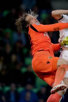 Pasveer: Eerst play-offs winnen met Vitesse, dan vakantie vieren