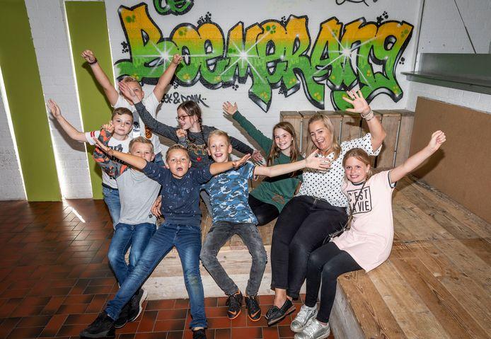 Tienerwerk De Boemerang organiseert BoemBeatz Festival voor alle tieners uit Laarbeek.