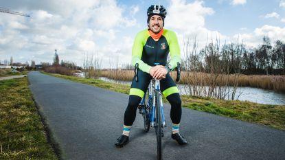 """Nico (37) woog 2 jaar geleden nog 110 kilo, nu is hij eerste Belg in Ultraman Challenge: """"Na dood van m'n vader diep gezeten, maar sport heeft me gered"""""""