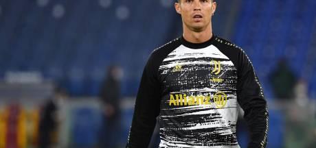 Cristiano Ronaldo probablement sur le banc pour son retour avec la Juventus