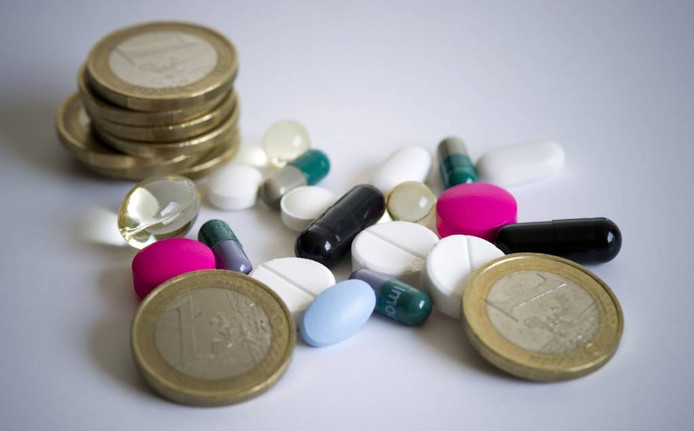 Medicijnen vallen onder het eigen risico van de zorgverzekering. Foto Lex van Lieshout/ANP