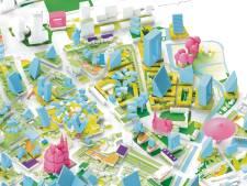 Wandel door binnenstad van de toekomst in Eindhoven