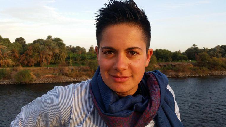 Mounir Samuel (27), van Egyptisch-Nederlandse afkomst, is politicoloog, schrijver en journalist. Hij schrijft vooral over maatschappelijke veranderingen en sociale revoluties. Beeld