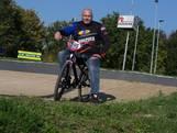 Marcel Bennink uit Doetinchem geniet van de talenten van De IJsselcrossers