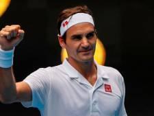 Federer ten koste van Britse qualifier naar derde ronde