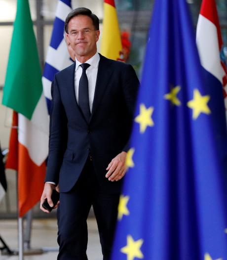 Hoe lang zegt Rutte nog 'nee' tegen de EU?