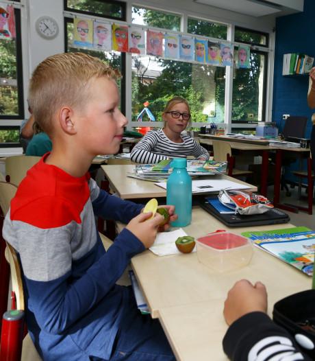 Basisschool Groot-Ammers zonder stroom: 'Meester, mogen we op uw 4g?'