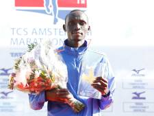 Cherono wint marathon Amsterdam in supertijd, Butter Nederlands kampioen