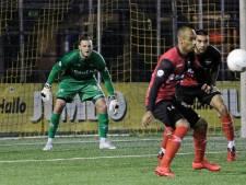 Bij De Treffers blijft doelman Centen op de bank: Kornelis weer eerste keus