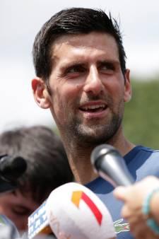 """Djokovic répond à Nadal sur les têtes de série à Wimbledon: """"Si quelqu'un le mérite, c'est bien Federer"""""""