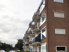 Bewoners durven nog wel op verboden balkons