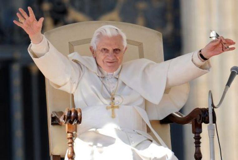 Paus Benedictus XVI. ANP Beeld