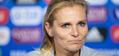 Wiegman waakt voor eerste kwartier VS: 'We moeten beter beginnen dan tegen Zweden'