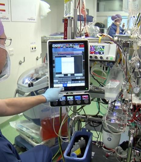 St. Antonius beschikt als eerste over nieuwste hart-longmachines