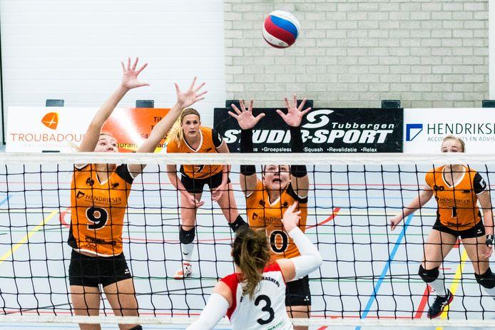 De wedstrijden van Dynamo Tubbergen tegen Alterno en Sneek 2 gaan niet door.
