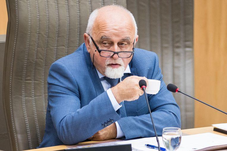 Vlaams Parlementsvoorzitter Jan Peumans (N-VA).