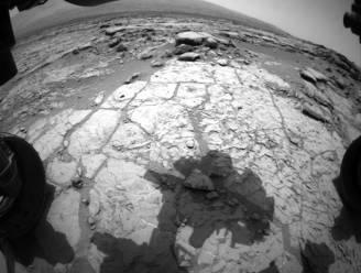 Marsrobot Curiosity weer aan het werk